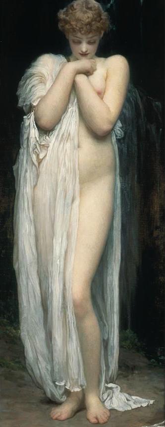 « Crenaia, la nymphe de la rivière Dargle » de Frederic, Lord Leighton,