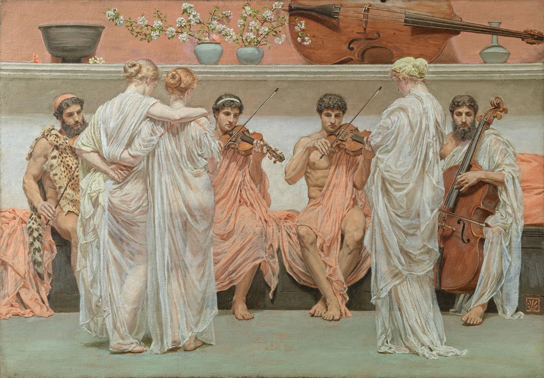 Le Quartet, Albert Moore
