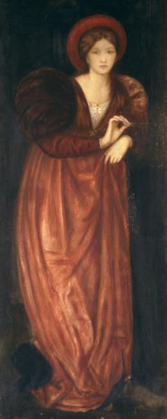 « Fatima » de Sir Edward Burne-Jones