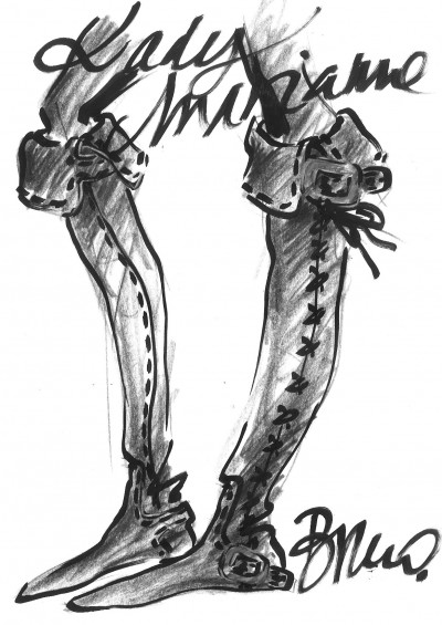 sketch-by-bruno-frisoni-for-roger-vivier-boots-of-cate-blanchett-as-maid-marianne-in-robin-hood-3