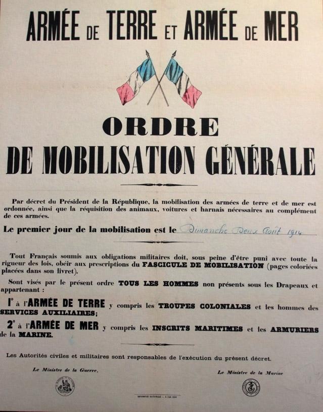ordre-de-mobilisation-guerre-14-18