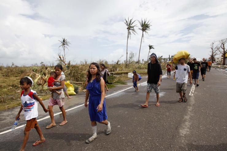 population-détresse-après-typhon
