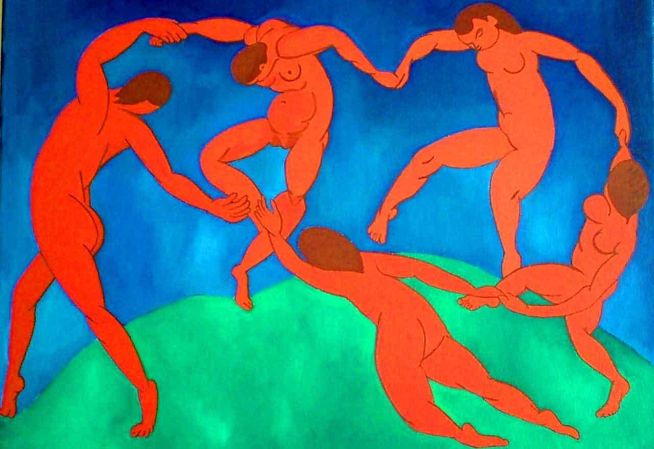 La -danse-Matisse