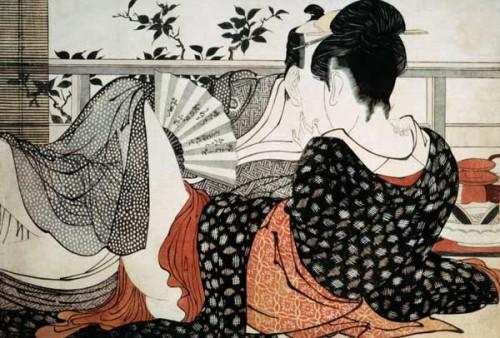 estampe-japonaise-amants-utamaro