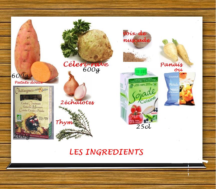ingrédients-pour-velouté-de-marrons