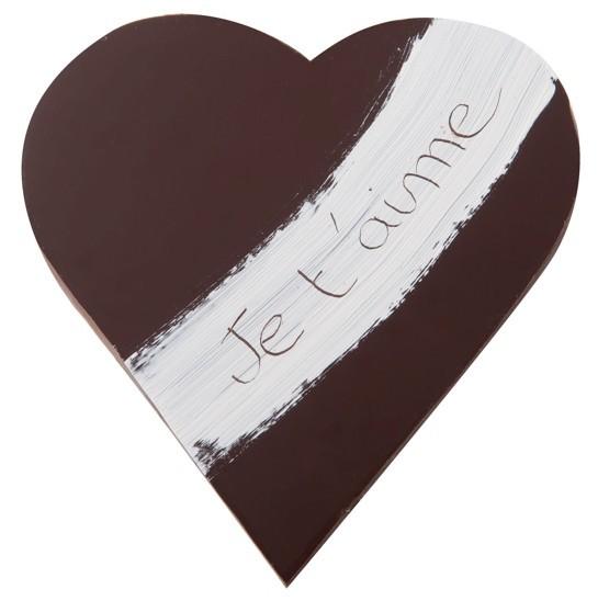 cœur-chocolat-noir