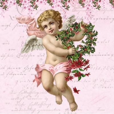 cupidon-avec-une-couronne-de-laurier-st-valentin