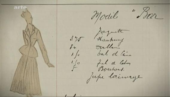 gruau-rené-diordessin-robe