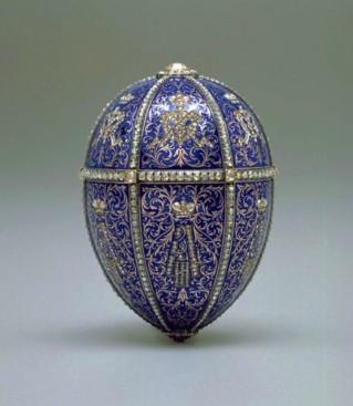Fabergé-oeuf-aux-douze-monogrammes