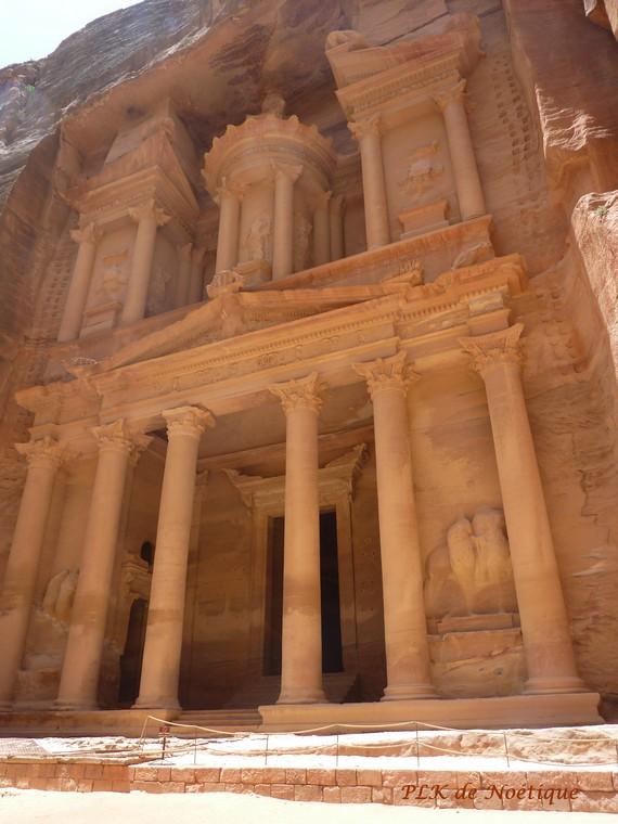 Al-Khazneh-pétra