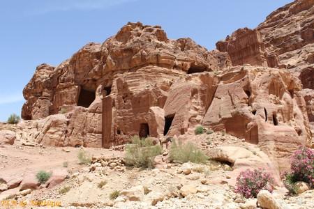 Pétra-jordanie-cité-des-tombeaux