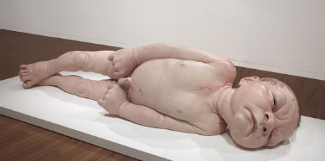 ron-mueck-little-girl