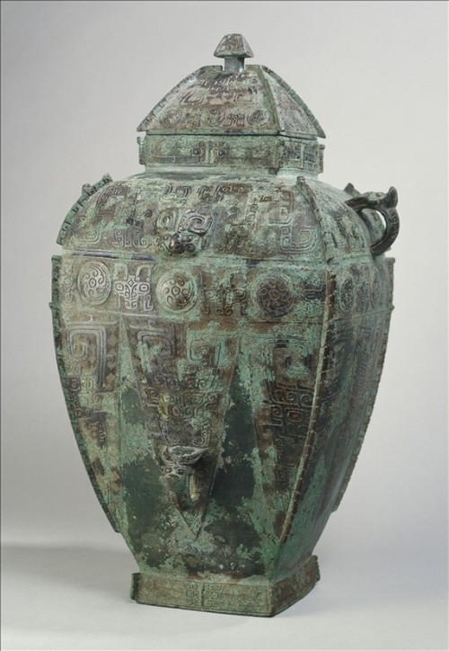 vase-pour-les-liquides-époque-de-Anyang