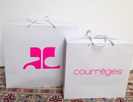courrèges luxembourg-sacs
