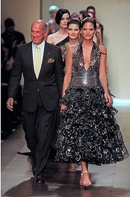 fashion oscar de la renta