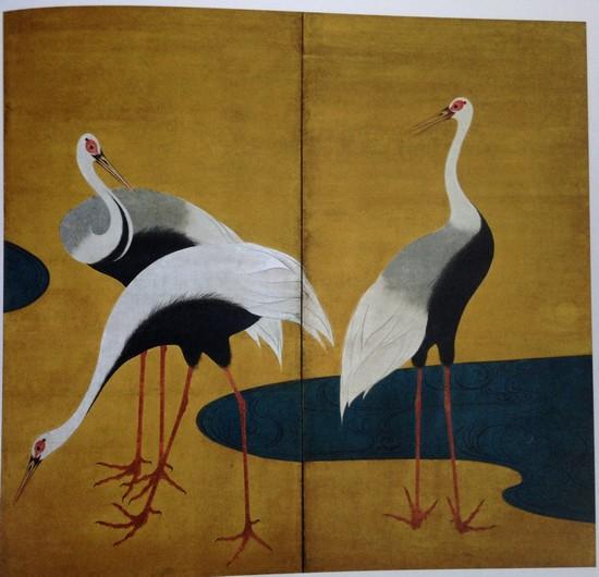 grues-de-kiitsu-paravent
