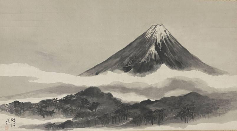 Tani-Bunchô-Le Mont-Fuji