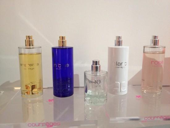 boutique-Courrèges-luxembourg-parfum