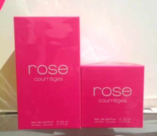 boutique-Courrèges-luxembourg-parfum-rose