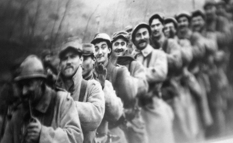 soldats-de-la-première-guerre-mondiale-1914-1918