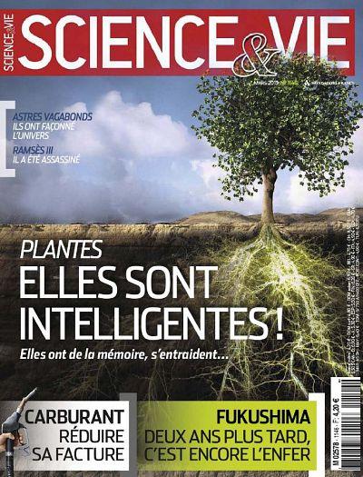 science &vie plante