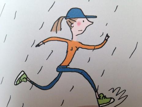 running-sous-la-pluie-les-paresseuses