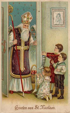 st-Nicolas-rencontre-des-enfants
