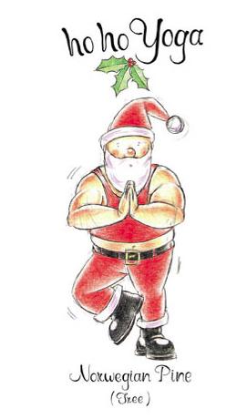 le-père-Noël-fait-du-Yoga