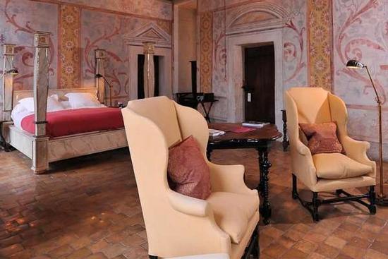 château-de-Bagnols-appartement-de-madame-sévigny