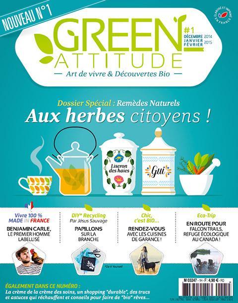 magazine-green-attitude-Numéro-un