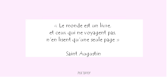 daily quotes st augustin