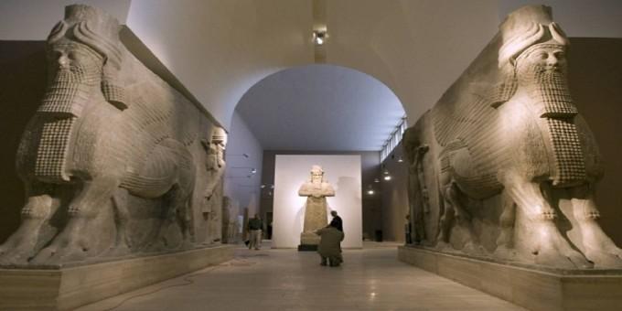 musée-mossoul-trésors-antiques