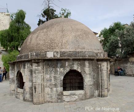 toit-de-la-chapelle-sainte-hélène-Jérusalem