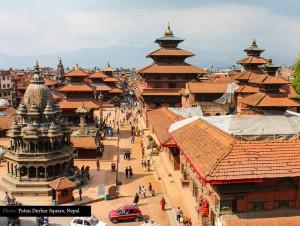Katmandou séisme