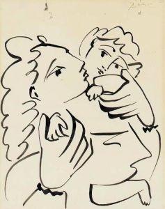 mère-et-enfant-Picasso-pablo