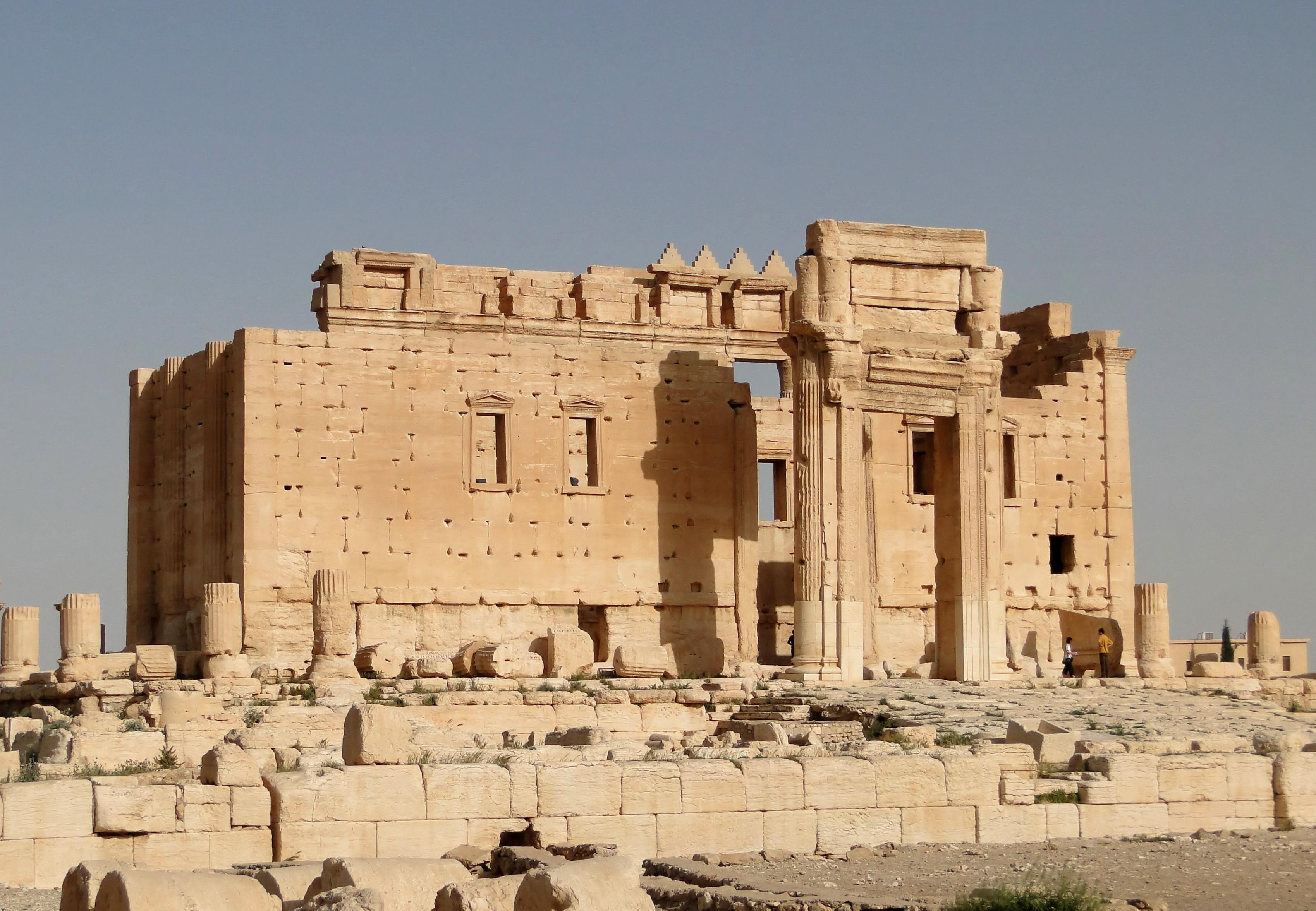 porte-temple-Bel-Palmyre