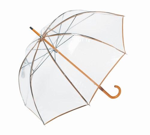 parapluie longchamp transparent
