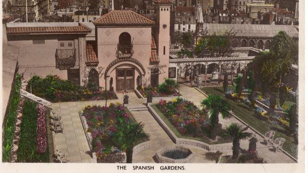 spanish-garden-London