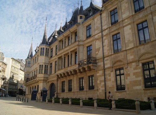 Luxembourg Palais ducal