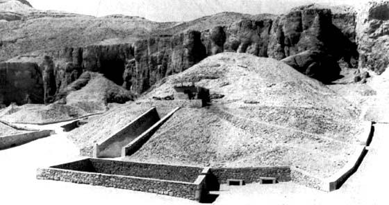 tombe-vallée-des-rois-toutankhamon