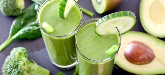 Avocado-Broccoli-Cucumber-and-Spinach-Smoothie-Recipe
