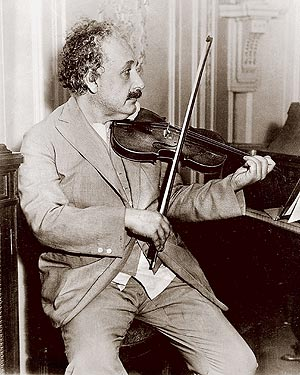albert-einstein-joue-du-violon