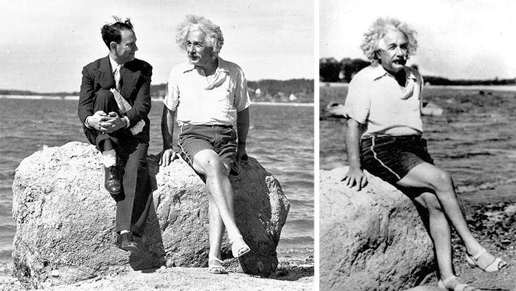 Einstein-plage