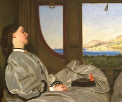 Le voyage - Anna de Noailles Augustus_leopold_egg_-_the_travelling_companions_-_google_art_project-1-e1458464912782