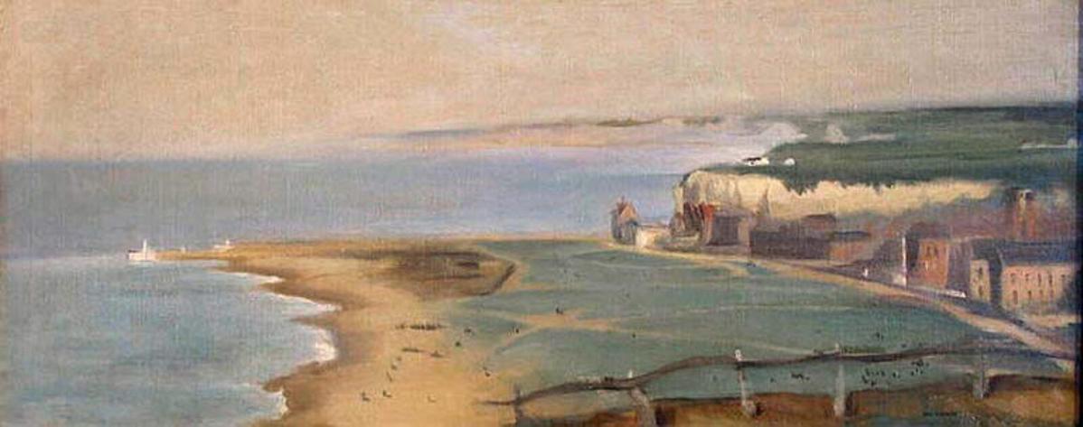 eva-gonzales.-plage-de-dieppe-vue-depuis-la-falaise-ouest-1871-