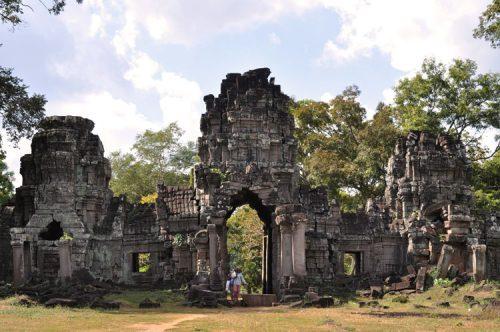 le-temple-de-preah-kanh-kompong-svay