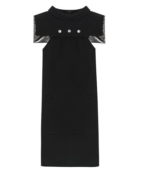 karl-lagerfeld-robe-noire