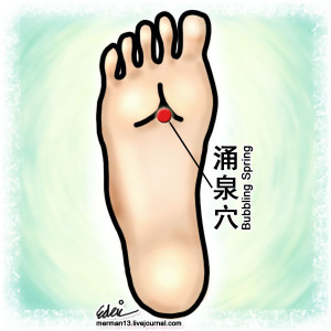 yongquan-1rein-acupuncture