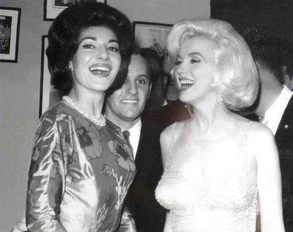 La-Callas-JFK-marylin-monroe