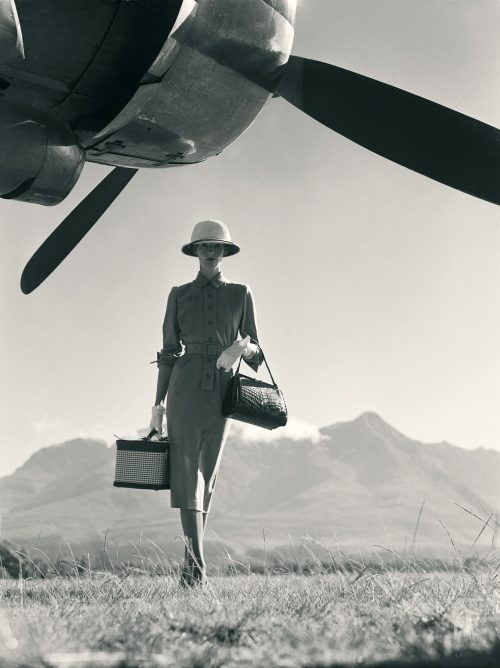 norman-parkinson-avion
